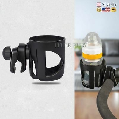 NEW Baby Stroller Accessories Cup Holder Cart Bottle Rack For Milk Water Pushcha