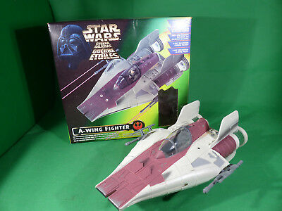 POTF2 Star Wars A-Wing Fighter Raumschiff  in Box