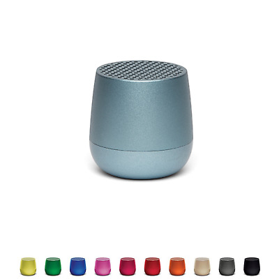 Lexon Mino mini altoparlante speaker bluetooth selfie remote, in alluminio LA113
