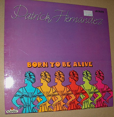 B Ms Patrick Hernandez  Born To Be Alive  I Give You Rendez-Vous 1979