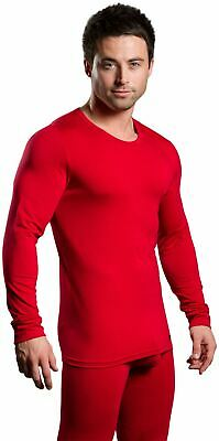 HOM Men's Silk 44 Inners Thermal Style Long Sleeved Shirt RRP £69 SALE PRICE