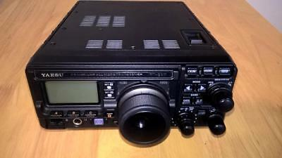 ***free Post*** Yaesu Ft-897D Unmolested, Boxed And Immaculate Condition