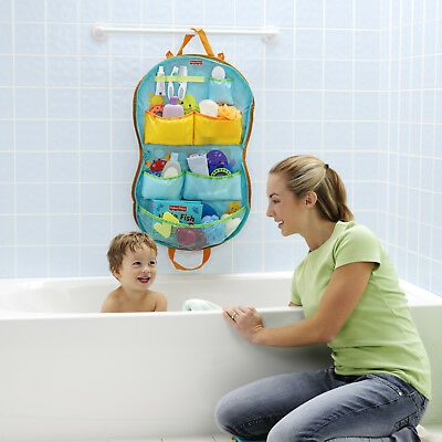 Fisher Price Bathroom Space Saver, Kneeler & Changing Caddy