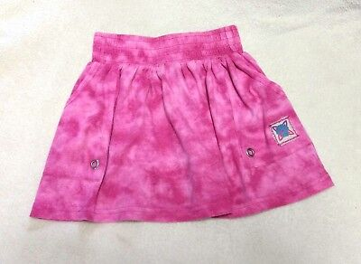 Girl's Pink Disney Skirt Size 4/5 Small - Gently Used Condition