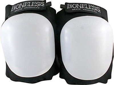 Boneless - Park Knee Pad Black/WhiteSmall