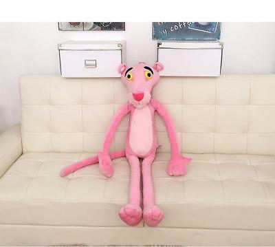 "32""/80cm Pink Panther Stuffed Animal Soft Plush Doll Toy Kids birthday Gift"