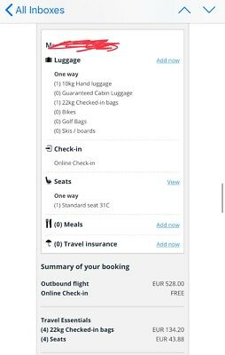 ALICANTE to NEWCASTLE 19/06/2018 ONE WAY | BAGGAGE INCLUDED | FLIGHT TICKET JET2