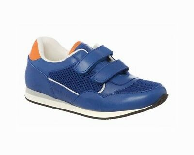Sale Hugo Boss J29096 85L Blue Trainers Boys Hugo Boss Shoes £89.00