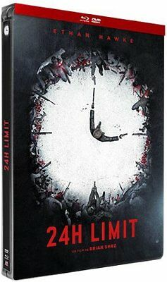 24H Limit  Blu Ray Jaquette Differente   Neuf Sous Cellophane