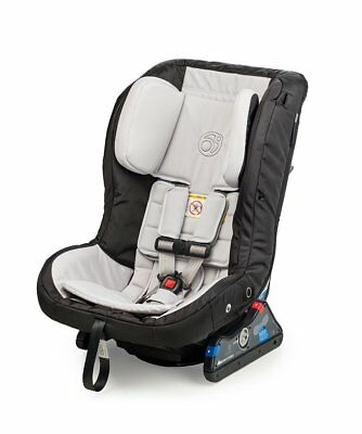 Black Orbit Baby G3 Toddler Car Seat with side brackets EXPIRES 2021