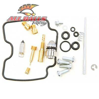 Arctic Cat 500 4X4 All Balls Carburetor Rebuild Kit 1998-1999
