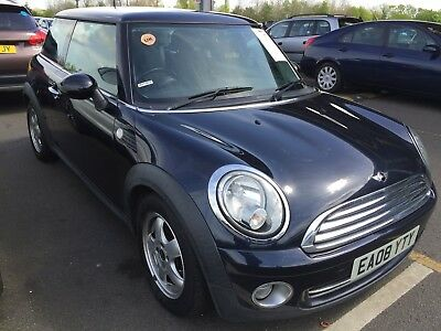 08 Mini One 1.4 Hatchback **spares Or Repair, No Second Gear!**