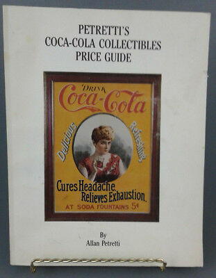 "Petretti""s Coca-Cola Collectibles Price Guide 1984"