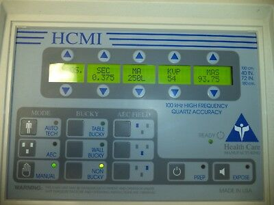 HCMI X-RAY High frequency Radiographic System