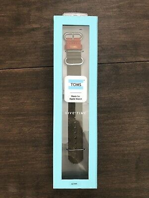 toms apple watch band 42mm