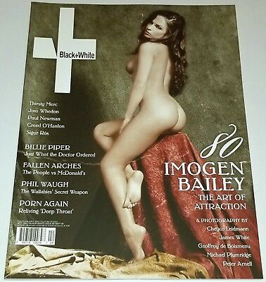 NOT ONLY BLACK AND WHITE PHOTOGRAPHY MAGAZINE 80 Sexy Pinup Model Book Art Photo