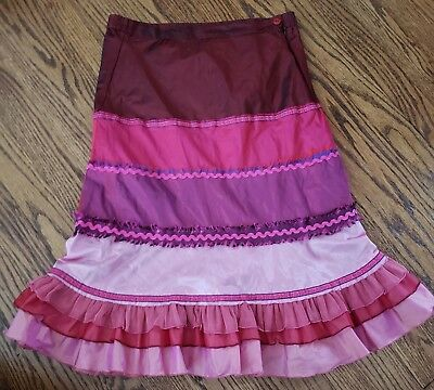 Meli Meli girls couture skirt size 8
