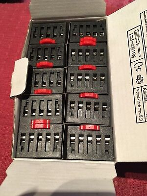 Schneider RUZC2M Simple Socket Zelio Relay Cylind/mixed Terminations Box Of 10