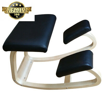 Ergonomic Kneeling Chair for Office & Computer * Promotes Better Posture...