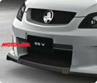 Genuine GM Holden Front Lip Spoiler Kit Suit VE Commodore Series 1 SS #92246479