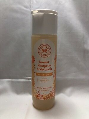 Honest Perfectly Gentle Hypoallergenic Shampoo and Body Wash with Naturally Der