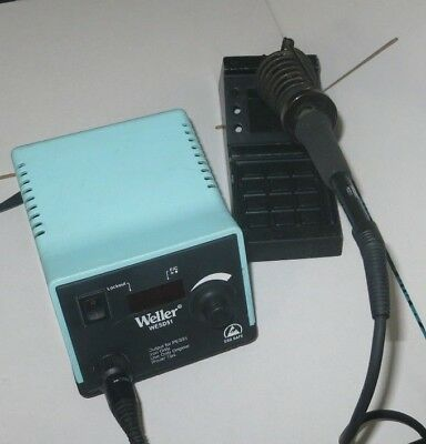 Weller WESD51 Temperature Controlled Soldering Iron Station w/ LCD Display - ede