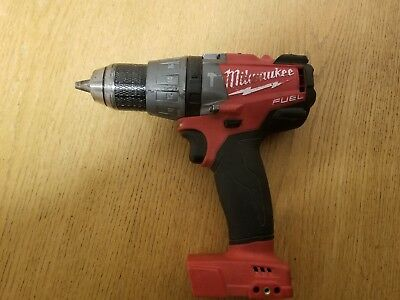 Milwaukee M18 FUEL 18-Volt Brushless 1/2 in. Cordless Hammer Drill {2704-20}