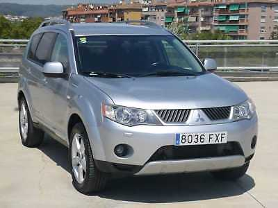 Mitsubishi Outlander 2.0 DID 140CV INTENSE PLUS 7PL