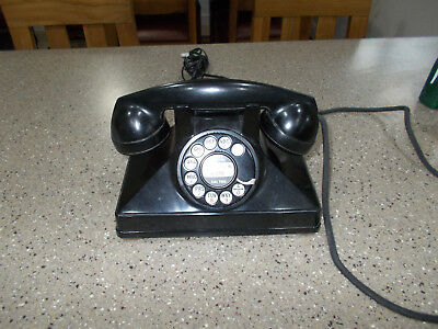 Vintage original GPO telephone - General Electric.