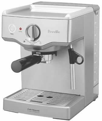Pay$137!*NEW F2 Breville The COMPACT CAFE VENEZIA Espresso Coffee Machine BES250
