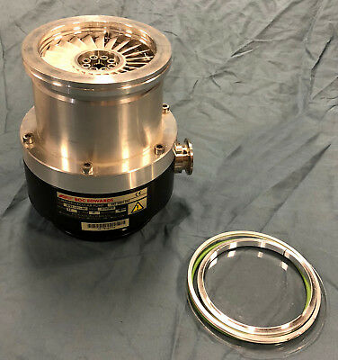 EDWARDS EXT255H TURBOMOLECULAR VACUUM PUMP 24V DC B753-01-991 Waters Micromass