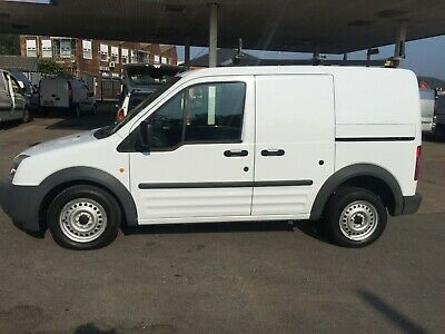 Ford Transit Connect T 220 Very Clean Van  90 £££ No Vat £££  2 Owners