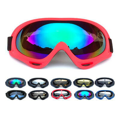 Motorcycle Motocross Goggles Off-Road Motorbike Dirt Bike Eyewear UV400 Glasses