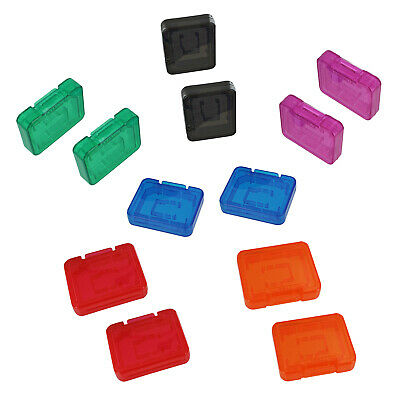 Storage cases for SD SDHC Micro SD memory cards pro holder ZedLabz – 12 pack