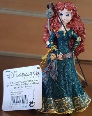 MINI FIG / Figurine MERIDA Disneyland Paris