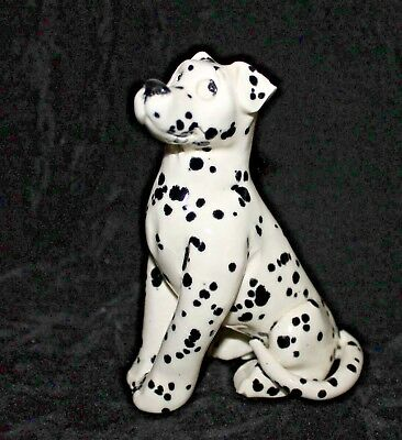 Vintage Kathy Wise Dalmatian Dog With Great Expression