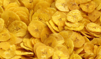 Salted Raw Banana Chips Kacche Kele Ki Chips Snack Item Free Shipping