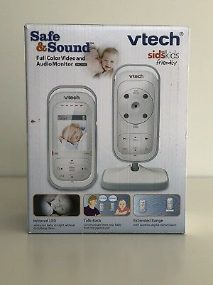 VTech BM2500 Safe & Sound Baby Monitor