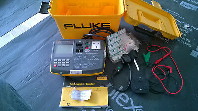 Fluke 6200 PAT Tester Collect only