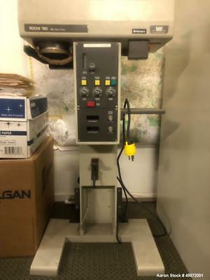 Used-Buchi Lab Spray Dryer, Model 190 Mini, Glass Chamber, with Atomizer, Regula