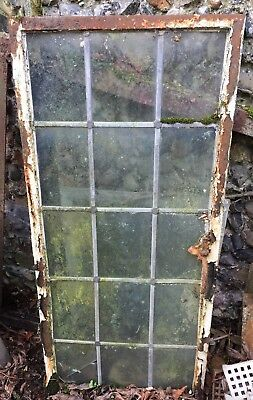 Crittle/Crittal METAL WINDOW CASEMENT/FRAME.  RESTORATION OR UPCYCLING