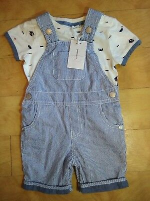 Junior J dungarees. Age 3-6 months. New with tags.