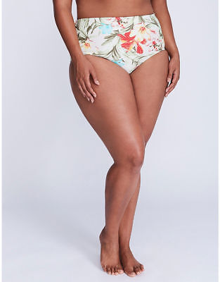 c0f7ff3f36a35 CACIQUE LANE BRYANT Swim Brief Bottom