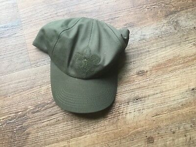 The Official Boy Scouts of America Uniform Cap MD/LG NEW