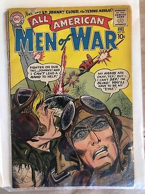 All American Men Of War #83