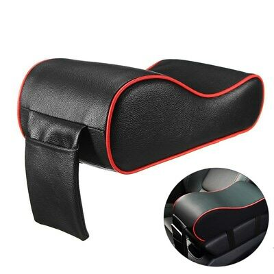 Auto Car Armrest Center Console Pad Cushion Support Arm Rest Cover Padded AU
