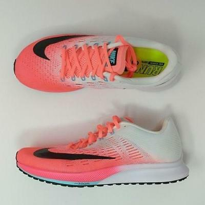 059231fba16 Womens Nike Air Zoom Elite 9 Hot Punch Running Shoes 863770 600 Size 9 NEW