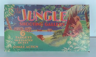 1957 Spears The Jungle Shooting Gallery Game. RARE