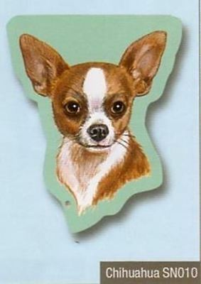 Chihuahua Sticky Notes Notebook