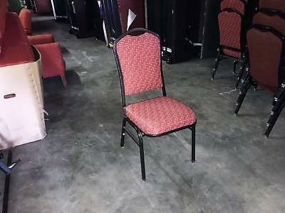 30 Stack Chairs For Restaurant Or Banquet, Over 60 In Stock!